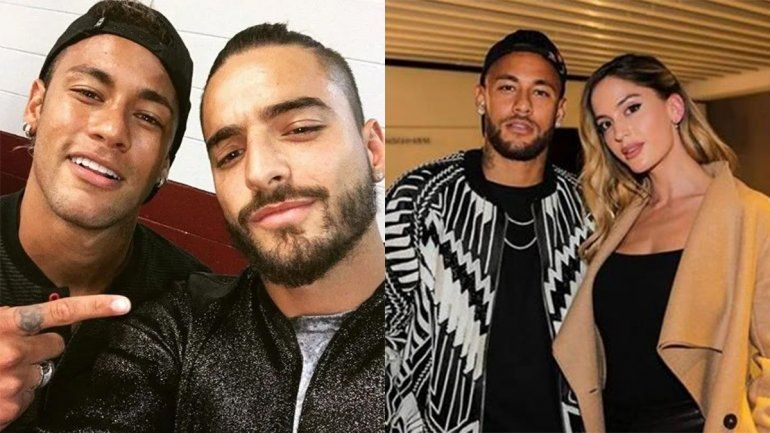 Maluma traicionado: su novia lo dejó para iniciar un romance con Neymar