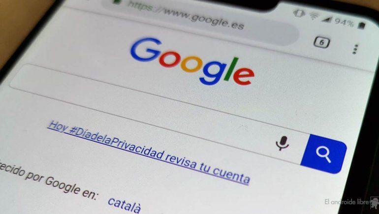 ¿Por qué debería eliminar mis datos de Google?