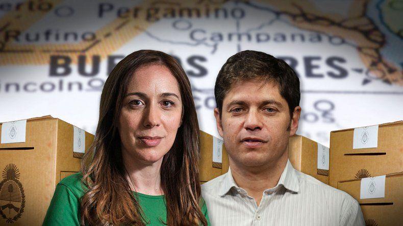 Buenos Aires, el lugar donde el Frente de Todos ya es casi ganador