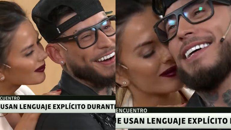 Se descontroló PH: Karina se enteró que Ulises Bueno estaba soltero e intentó seducirlo