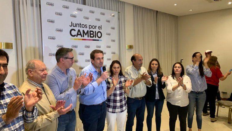 Bermúdez criticó a Crexell y Cervi por usar el partido para sus reclamos