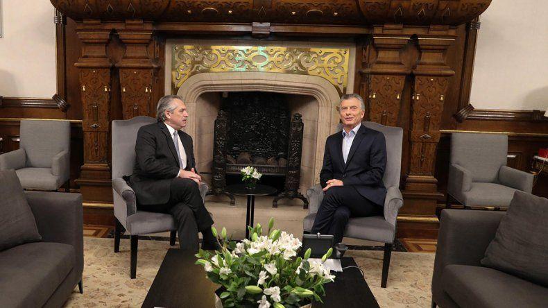 Macri y Fernández hablaron por teléfono sobre la crisis en Bolivia