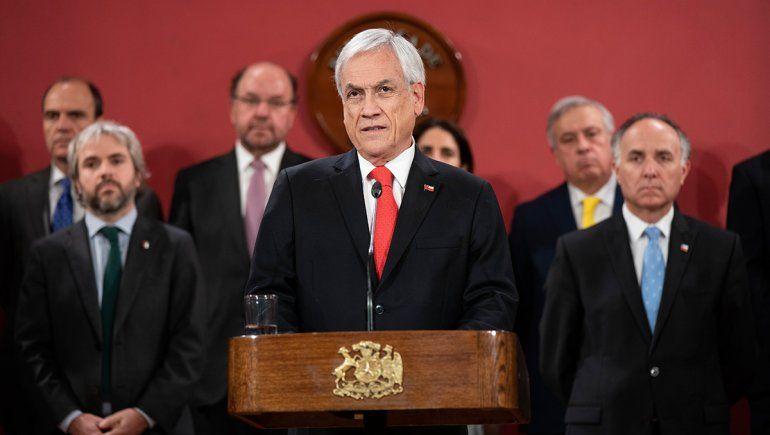 El Gobierno de Chile se muestra abierto a debatir cambios estructurales