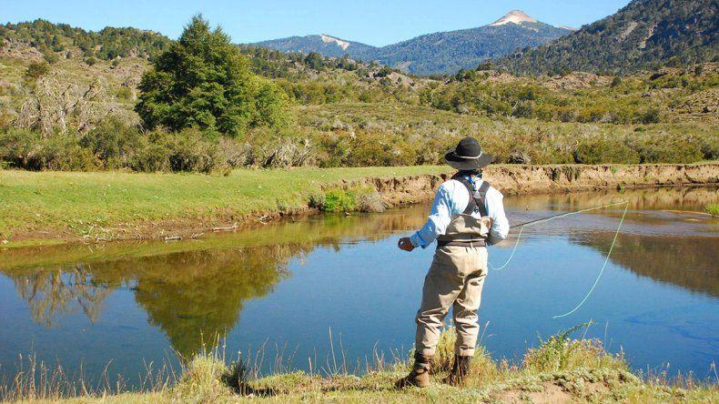 Siete lugares para ir a pescar en Neuquén