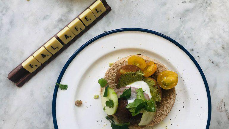Receta: cómo cocinar falafel