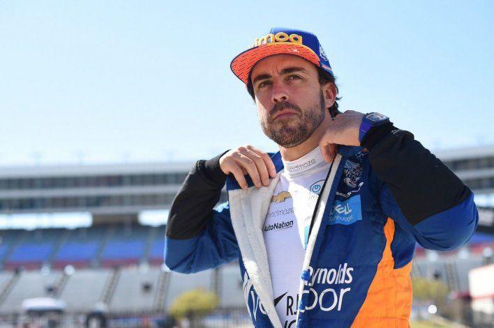 Fernando Alonso se preparará para las 500 Millas de Indianápolis 2020