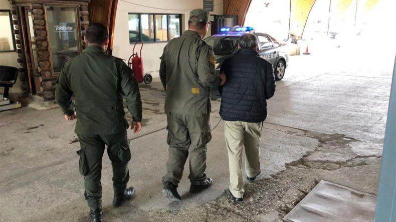 Expulsaron a un chileno condenado por abuso sexual