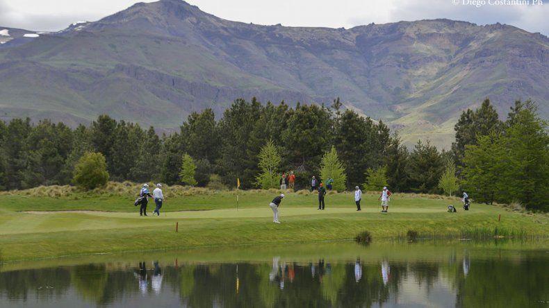 Golf: los mejores de Latinoamérica jugarán en San Martín