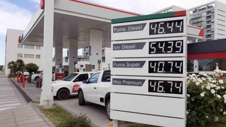 Tras el aumento, ¿cuánto cuesta la nafta en Neuquén?