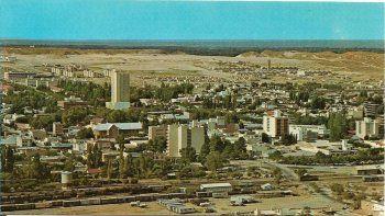 neuquen, la misma ciudad 45 anos despues
