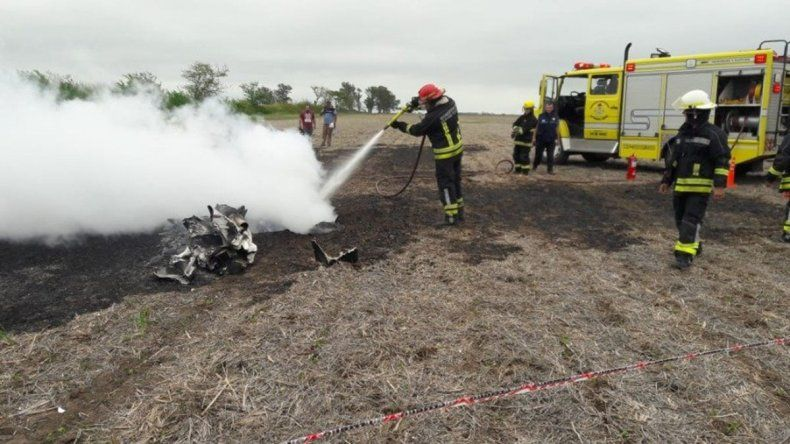 Tragedia: los dueños de una pyme interesada en Vaca Muerta mueren al caer su avioneta