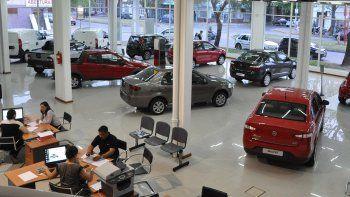 octubre fue el peor mes en ventas de autos 0 km en neuquen