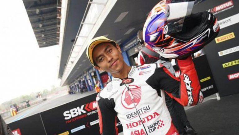 La tragedia enluta al entorno del Moto GP en Sepang
