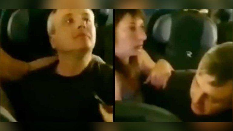 Detienen en Rusia a una pareja por tener sexo en pleno vuelo