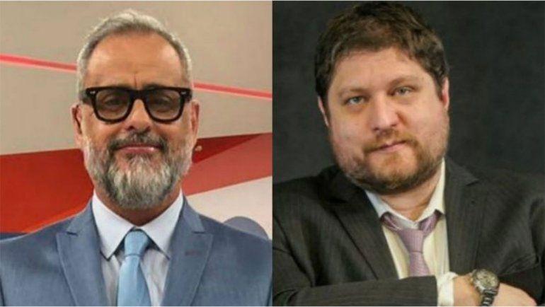 Pasajes de factura y fake news: Rial y Nicolás Wiñazki se tiraron con todo