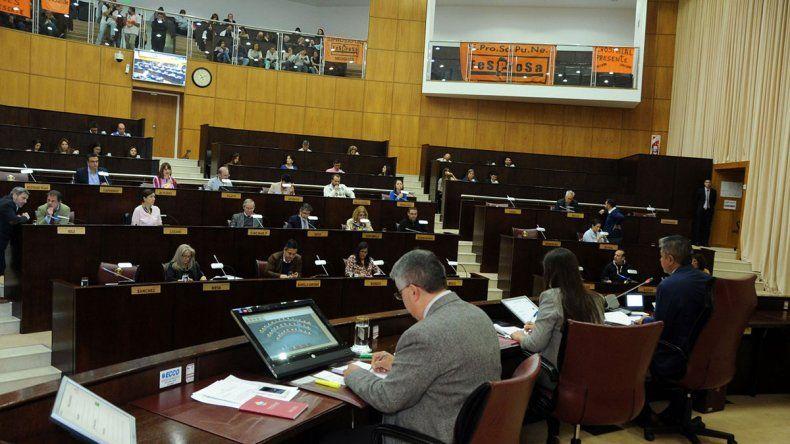 Hoy toman estado parlamentario los presupuestos