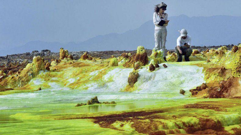 El lugar inhóspito de la Tierra donde no viven ni las bacterias
