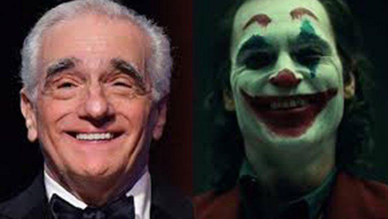 Scorsese dijo que iba a dirigir El Guasón pero se arrepintió