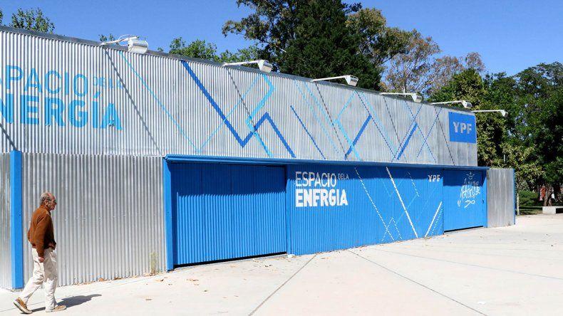 El Espacio Energía YPF se convierte en museo