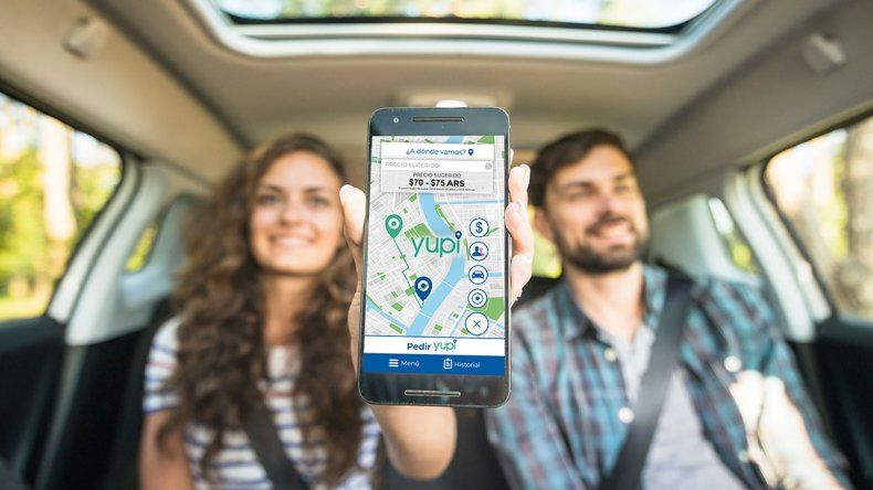 Sin permisos municipales, el viernes se estrenará una versión neuquina de Uber