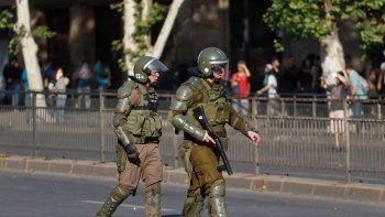 detienen a un oficial de carabineros por abuso de poder