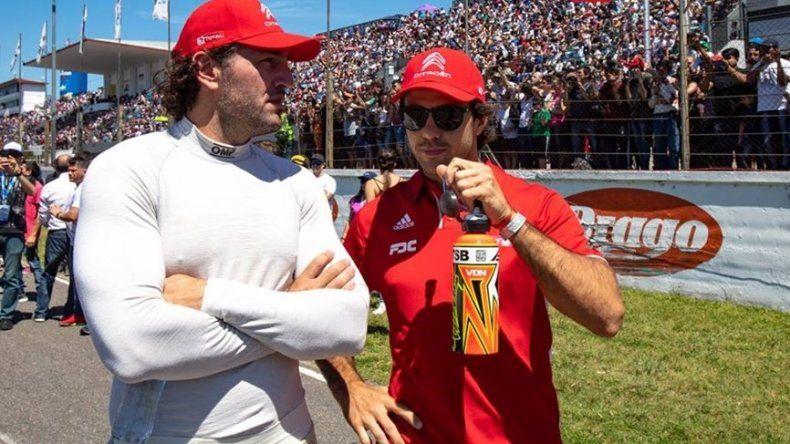 Emanuel Moriatis, el invitado de Urcera en los 200Km de Buenos Aires