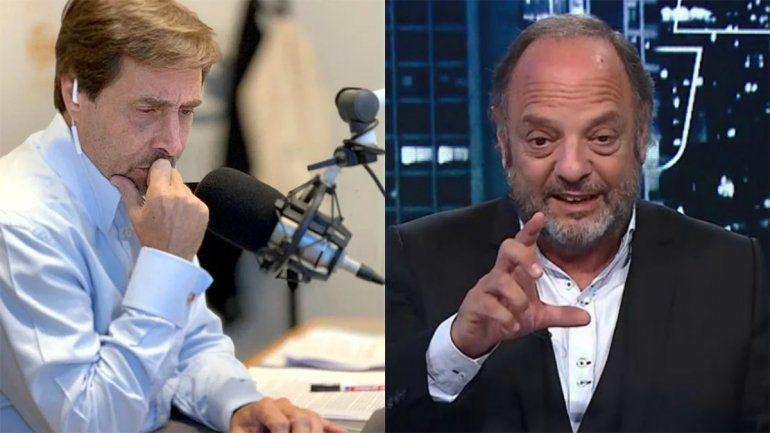 Echaron a Feinmann de Radio La Red y Baby Etchecoparse calentó: Nos van a prohibir
