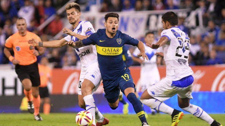 Morbo puro: Zárate vuelve justo  ante Vélez por la lesión de Tevez