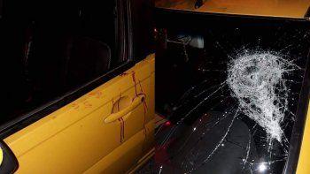 ante nuevos ataques, taxistas amenazan con un paro