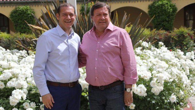 Gutiérrez y Weretilneck acordaron crear un interbloque en el Congreso