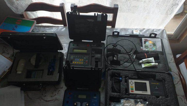 Robo millonario a la petrolera Pecom: se llevan equipamientos por $ 5,5 millones