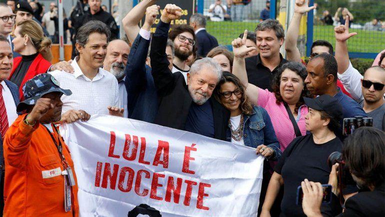 Lula libre: No encarcelaron a un hombre, quisieron matar una idea