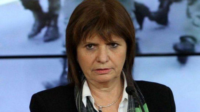 Bullrich criticó a Fernández tras defender a Sala