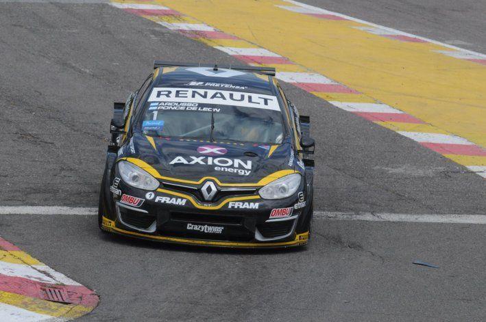 Ardusso y Ponce de León son los poleman de los 200Km de Buenos Aires