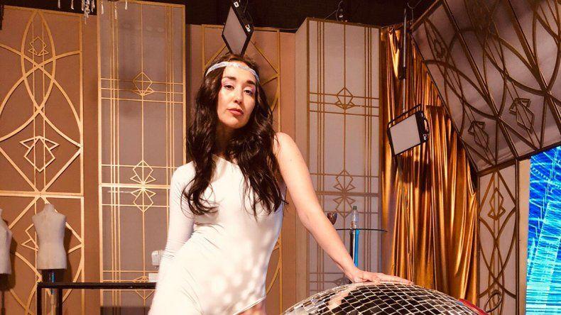 Tatiana, la coreógrafa neuquina que sueña entre famosos y no se olvida de sus raíces