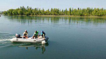 comienzan  a monitorear la calidad  del agua  de los rios