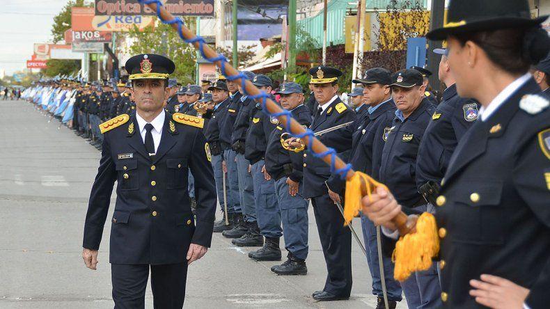 Los manejos irregulares del jefe de la Policía