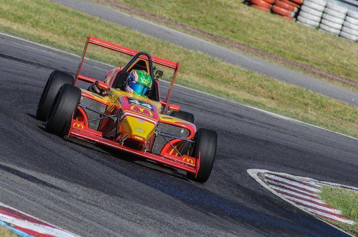 Guido Moggia y una victoria clave en la Fórmula 2.0 Renault