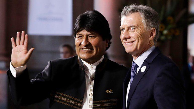 ¿Qué hará Macri en caso de recibir un pedido de asilo de Evo Morales?