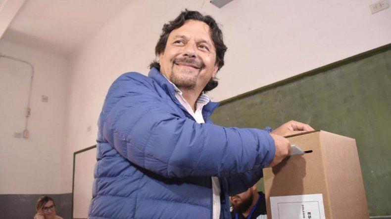 Sáenz es el nuevo gobernador que sucederá a Urtubey