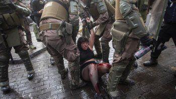 gobierno rechazo informe de violaciones de derechos humanos