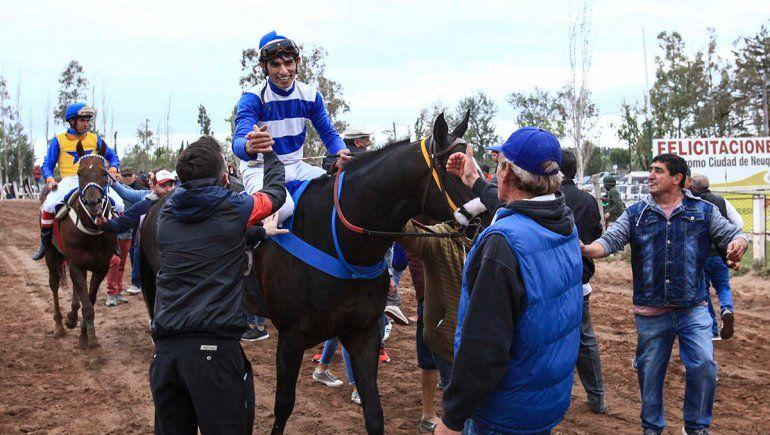 El caballo que fue ¡preso! y es campeón