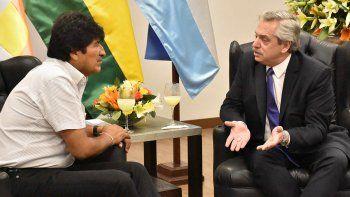 alberto fernandez sobre bolivia: ha habido un golpe de estado