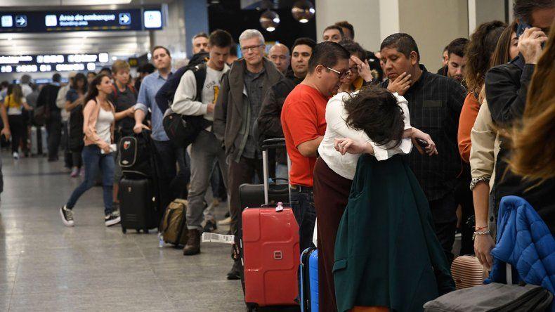 El insólito motivo por el que 14.500 pasajeros no pudieron volar