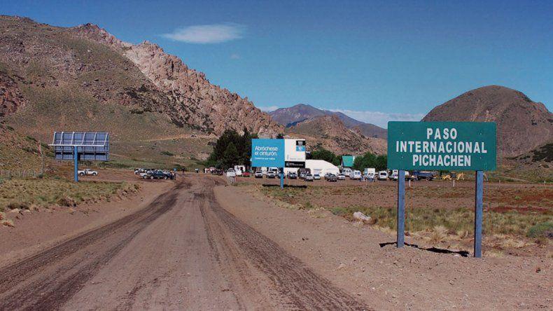 Habilitaron el paso Pichachén, otra opción en el norte
