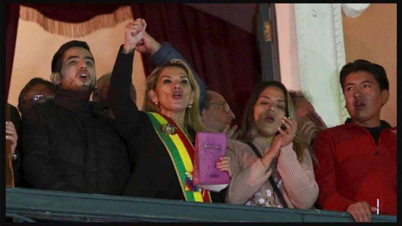 Morales sobre la autoproclamación de Añez: Se ha consumado el golpe más artero y nefasto de la historia