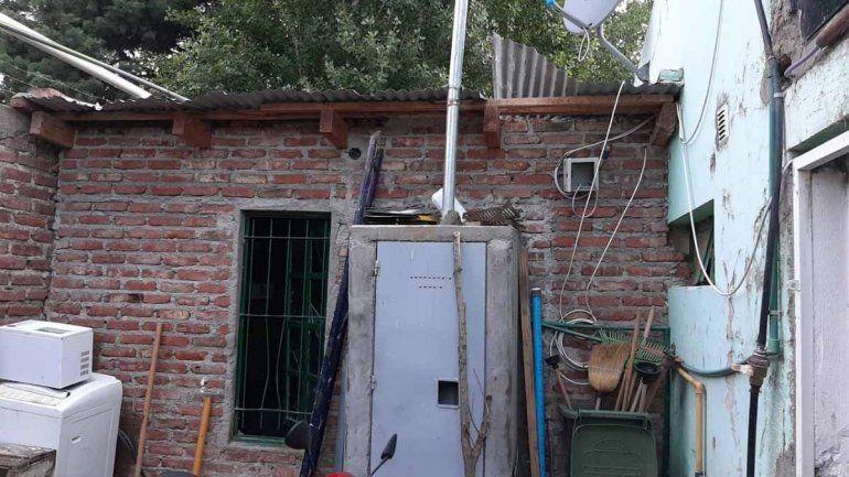 Por el techo se roban herramientas de un depósito municipal