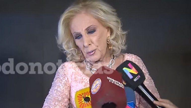 Mirtha se despegó del gobierno y aseguró que en Bolivia hubo golpe de Estado