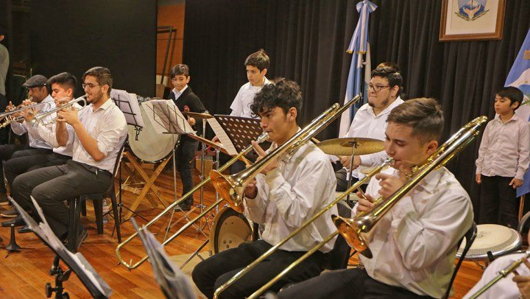 La Sinfónica Infanto Juvenil y el Coro Polifónico se unen en un show solidario