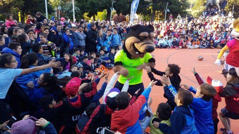 San Martín de los Andes volverá a ser el escenario del torneo internacional de minibasquet